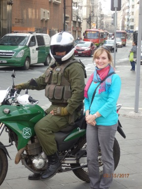 Security in Lima