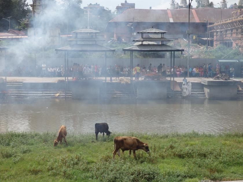 Bagmati River, Nepal
