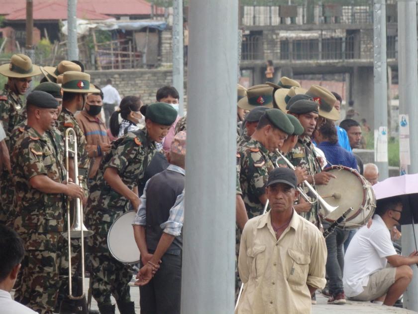 Nepal Army Band