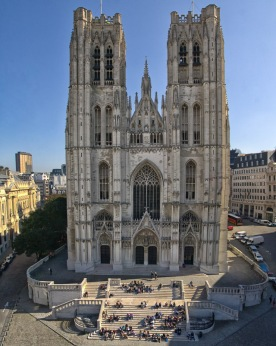 Brussels-Cathedral