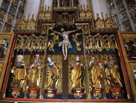 Rothenburg ob der Tauber - St. Jakob's Church