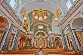 St. Aloysius Church – Glasgow, Scotland
