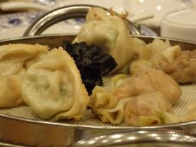 More Dumplings....