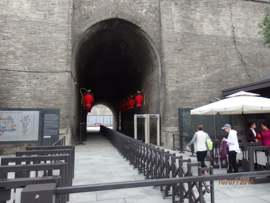 Ancient Walls of Xian