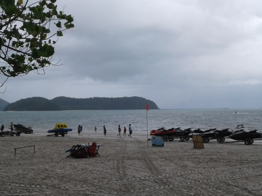 Langkaui Beach