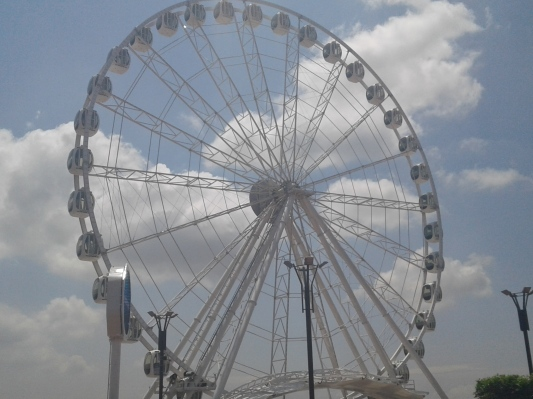 Guayaquil Ferris Wheel
