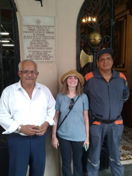 Wonderful Firemen Heroes