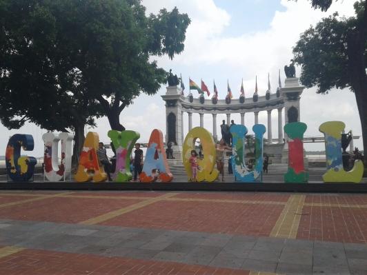 Famous Guayaquil Letters